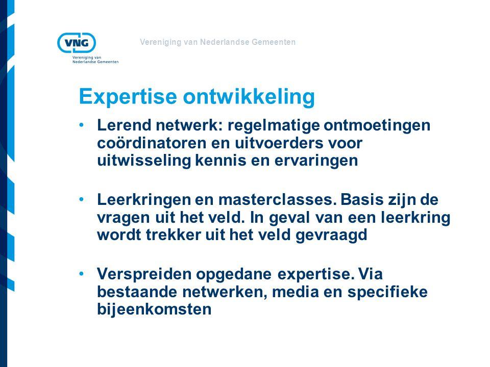 Expertise ontwikkeling