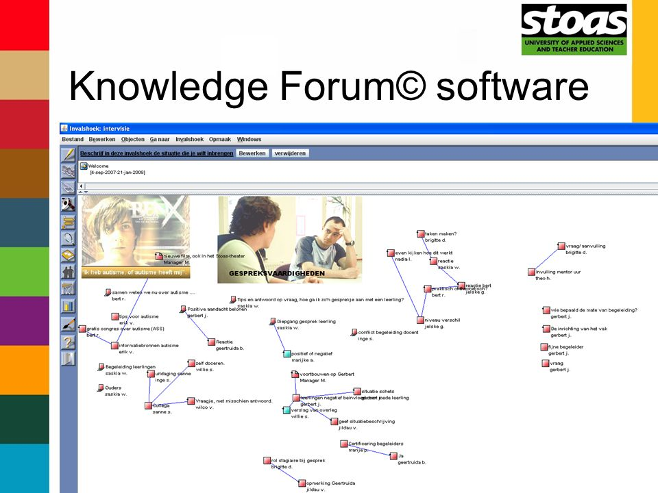 Knowledge Forum© software