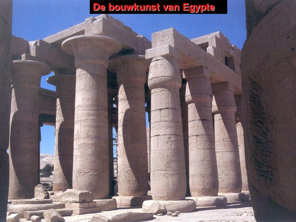 De bouwkunst van Egypte