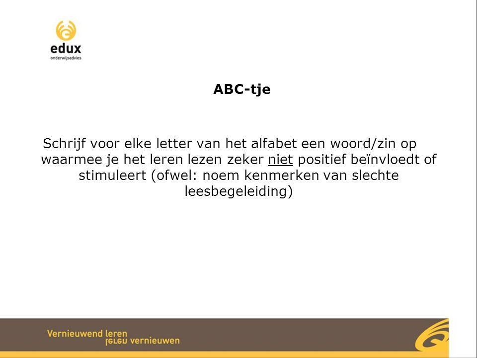 ABC-tje