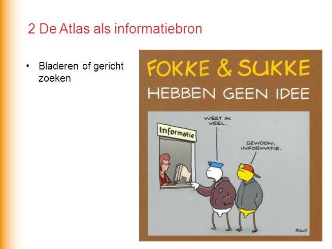 2 De Atlas als informatiebron