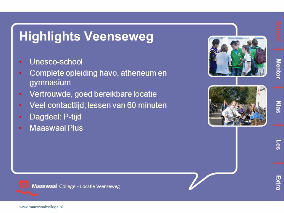Highlights Veenseweg Unesco-school