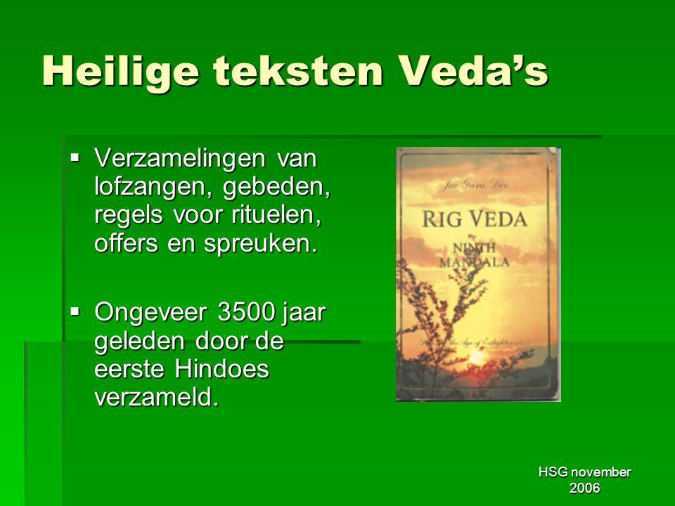 Heilige teksten Veda's