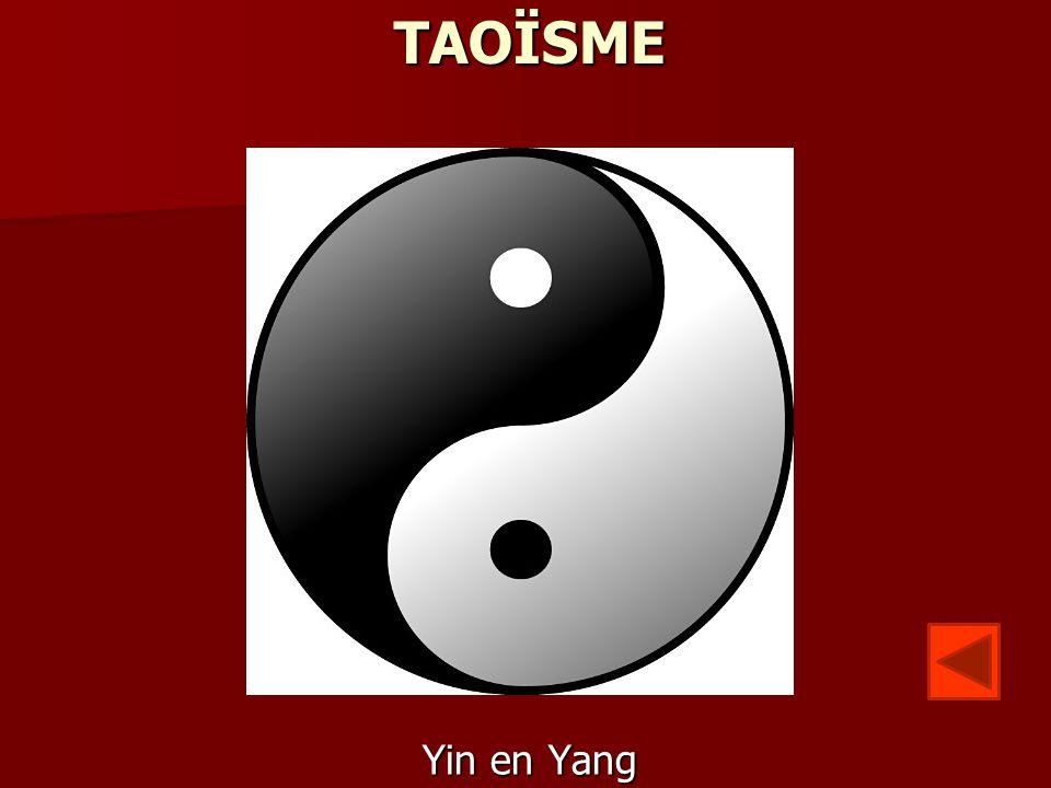Taoïsme Yin en Yang