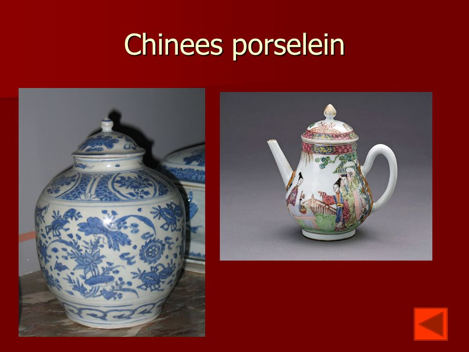 Chinees porselein