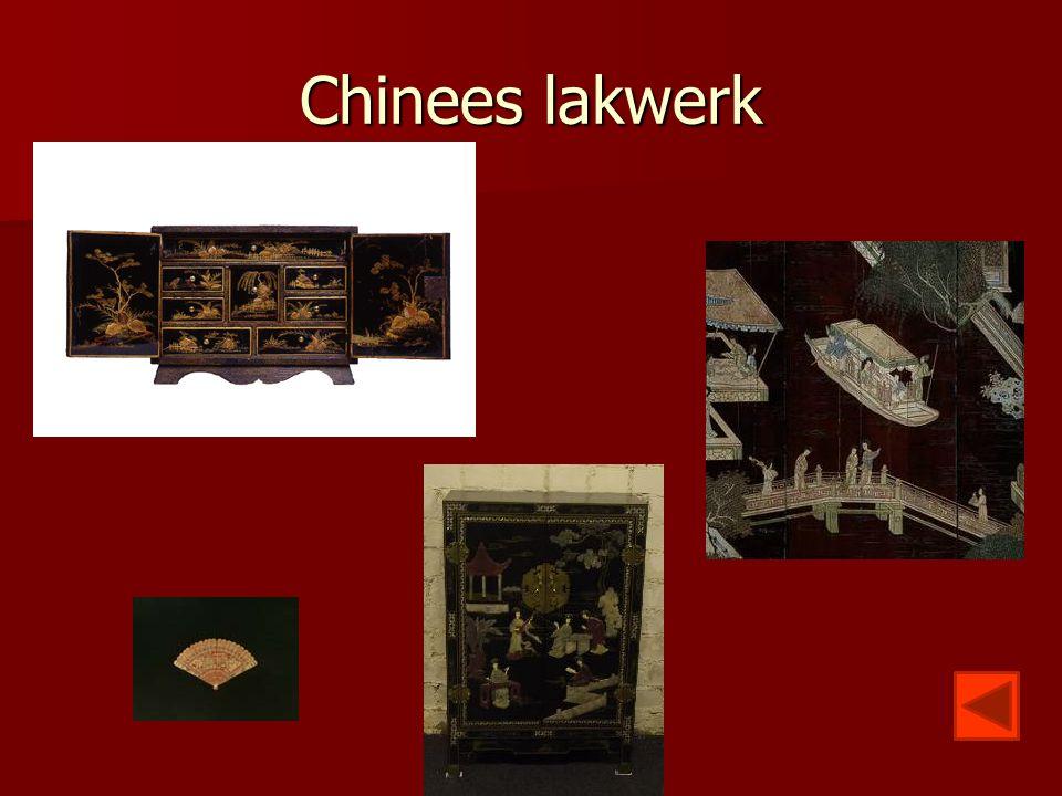 Chinees lakwerk
