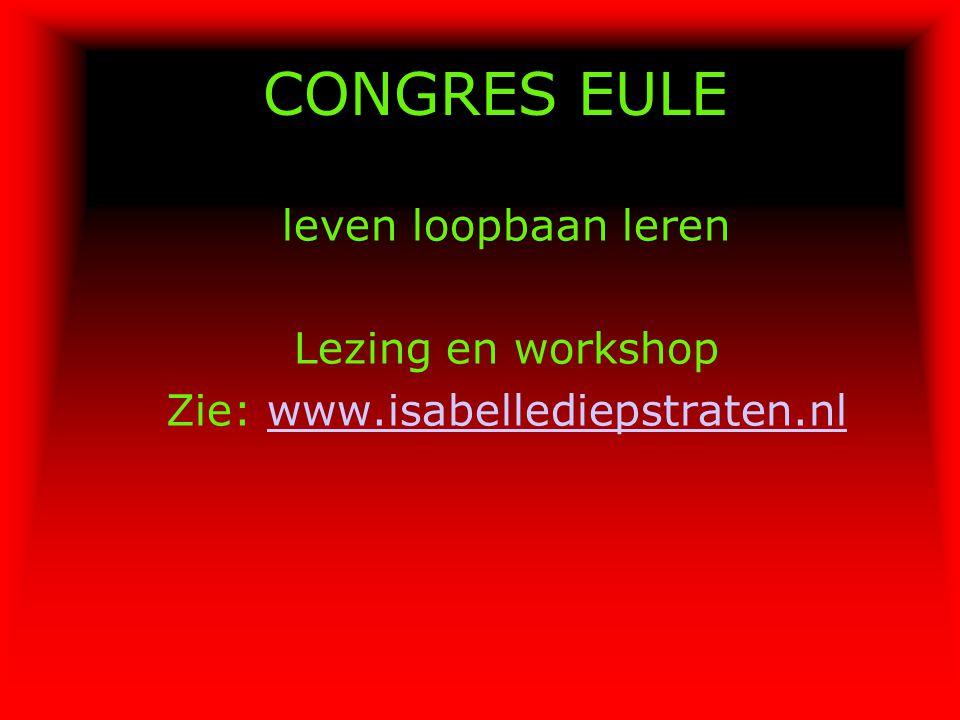 Zie: www.isabellediepstraten.nl