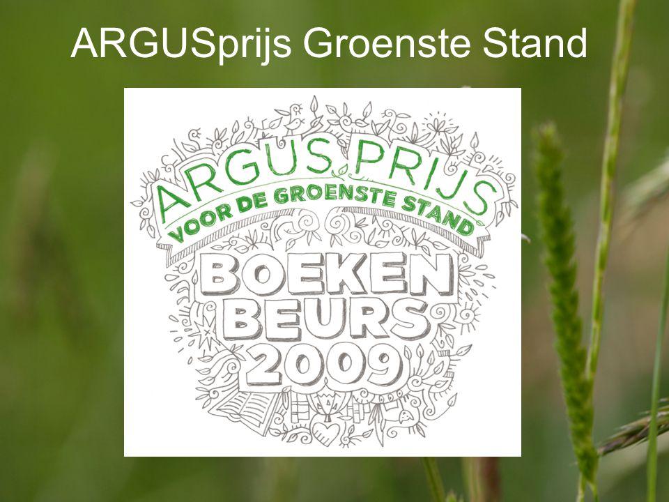 ARGUSprijs Groenste Stand
