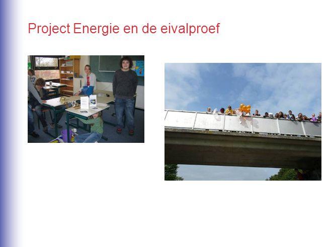 Project Energie en de eivalproef
