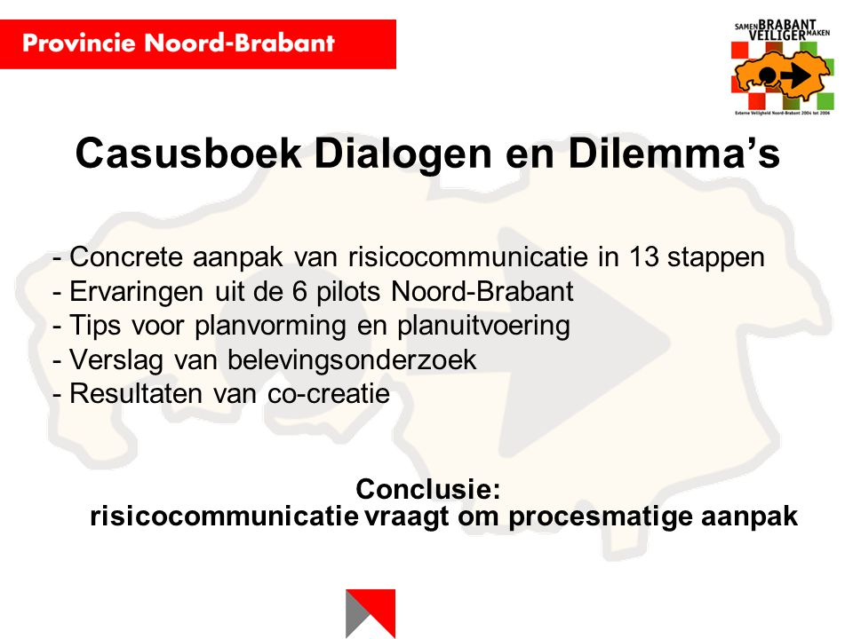 Casusboek Dialogen en Dilemma's