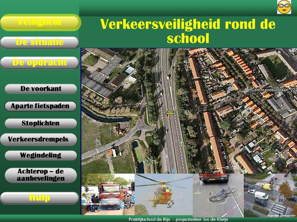 Verkeersveiligheid rond de school