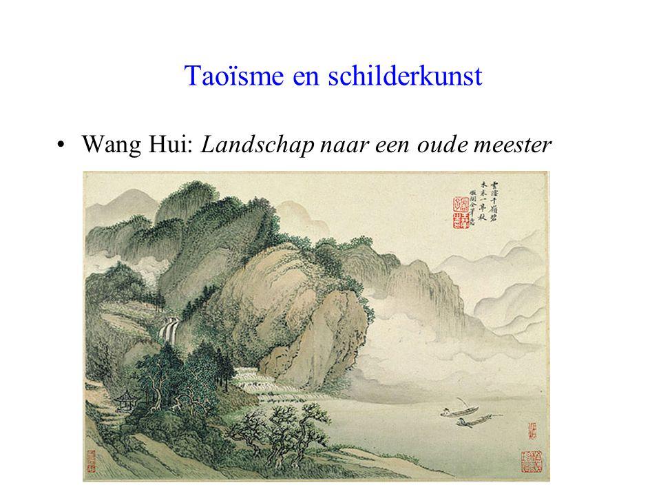 Taoïsme en schilderkunst