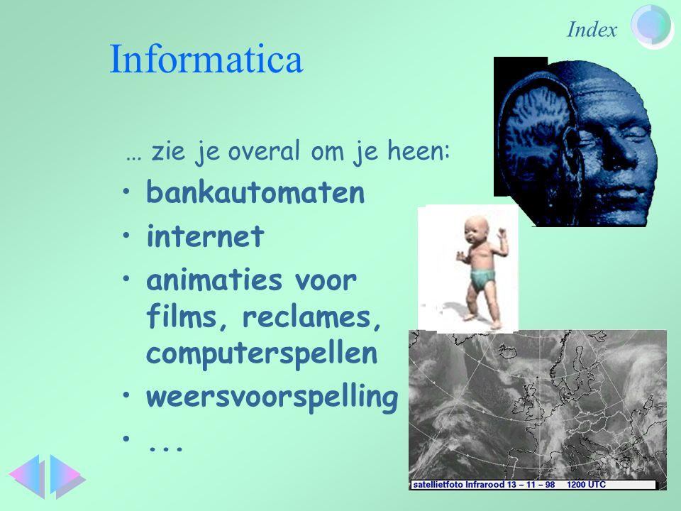 Informatica bankautomaten internet