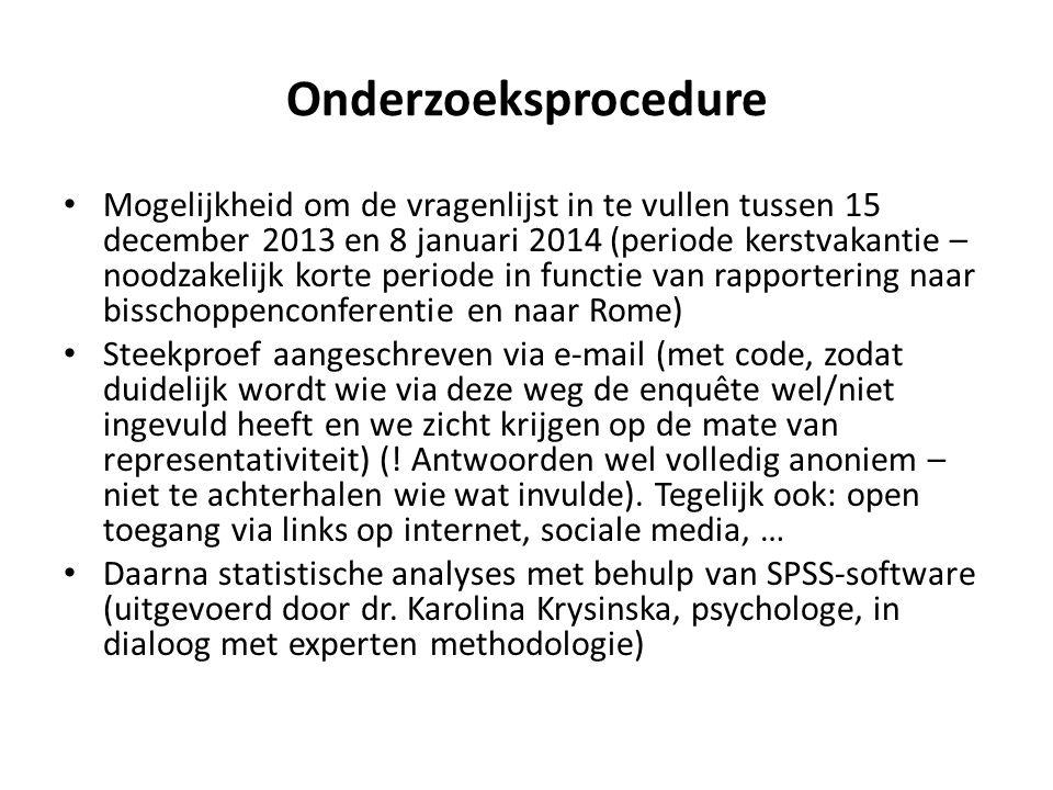 Onderzoeksprocedure