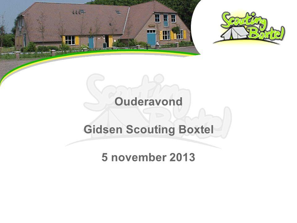 Gidsen Scouting Boxtel