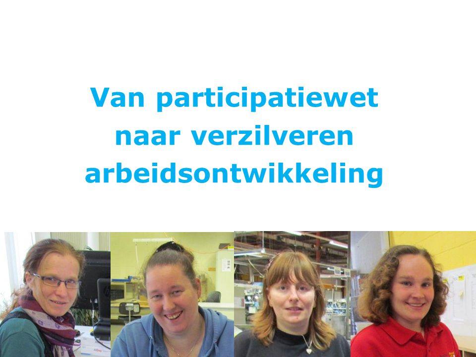 Van participatiewet naar verzilveren arbeidsontwikkeling