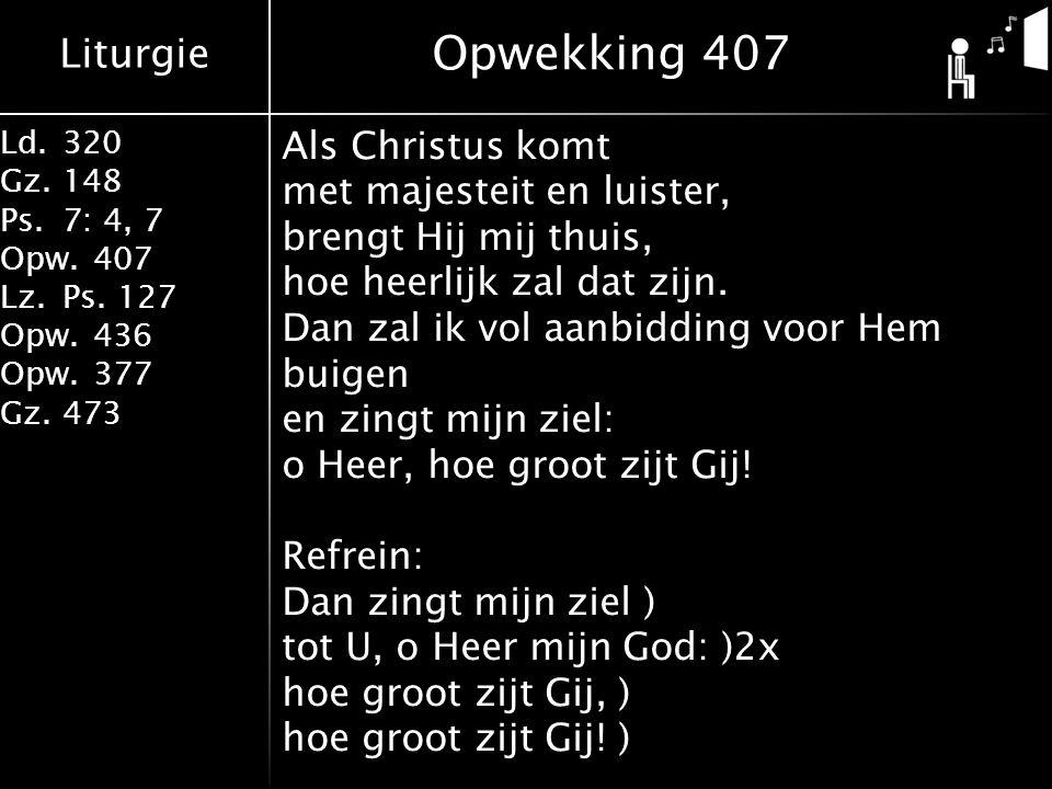 Opwekking 407