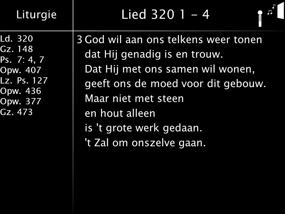 Lied 320 1 - 4