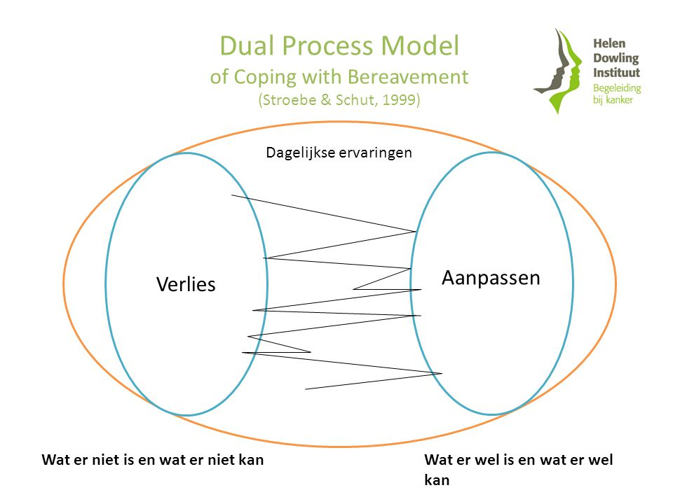 Dual Process Model of Coping with Bereavement (Stroebe & Schut, 1999)