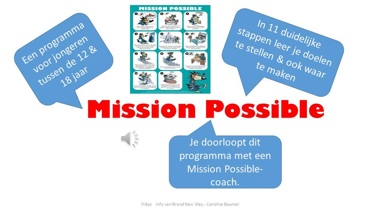 In 11 duidelijke stappen leer je doelen te stellen & ook waar te maken