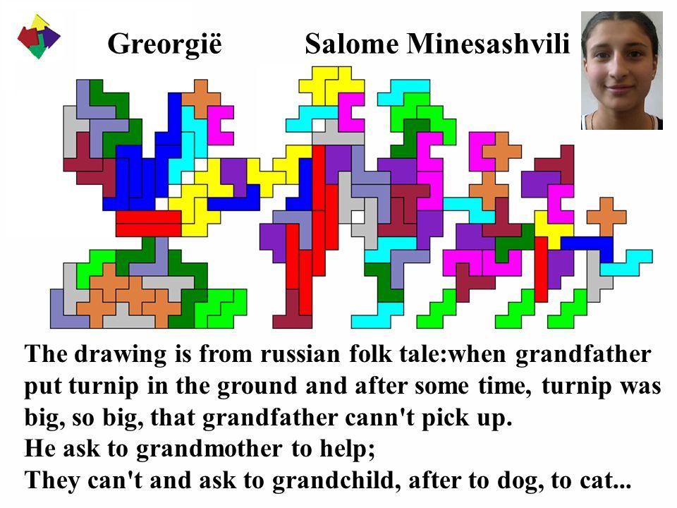 Greorgië Salome Minesashvili
