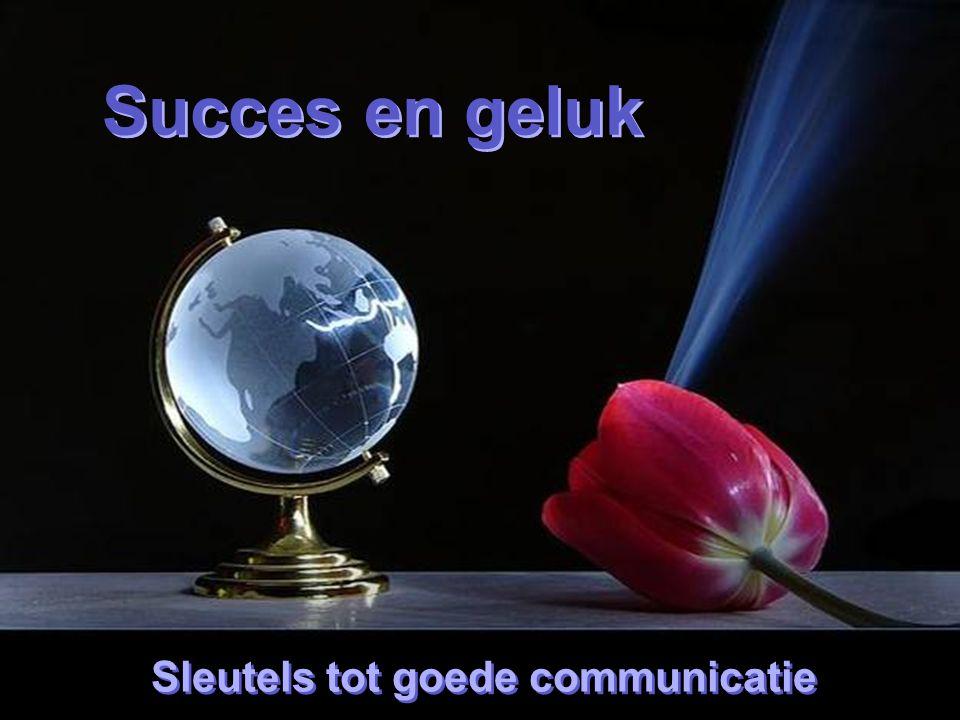 Sleutels tot goede communicatie