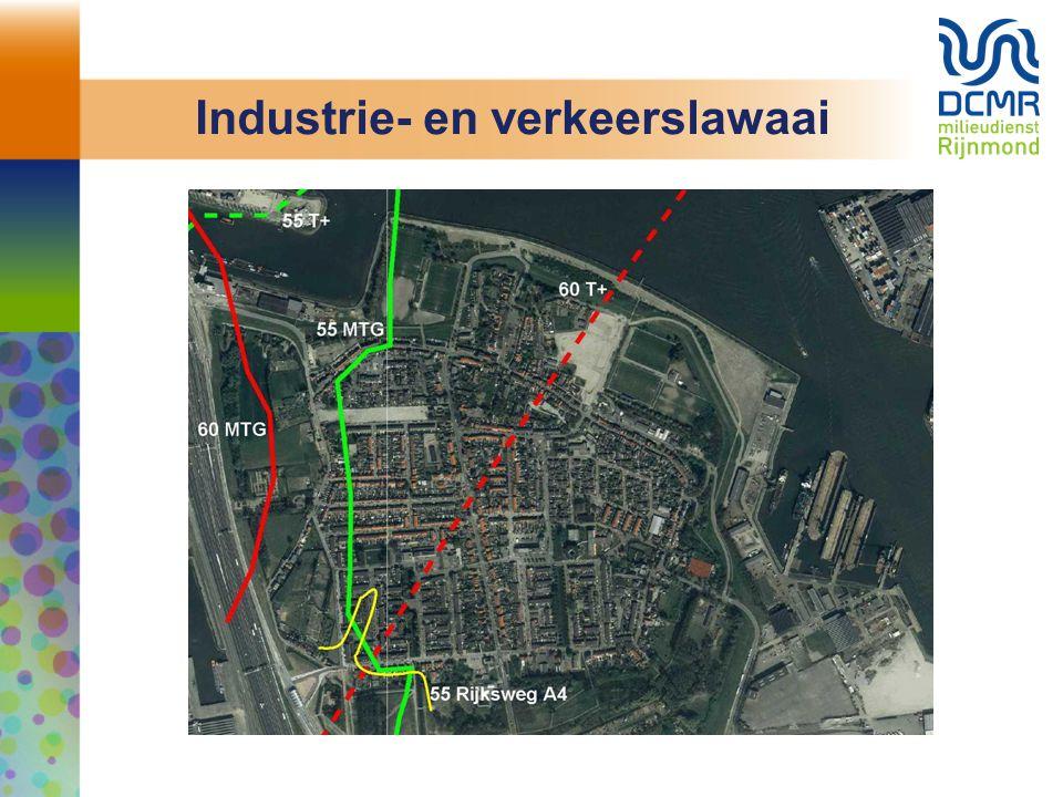 Industrie- en verkeerslawaai