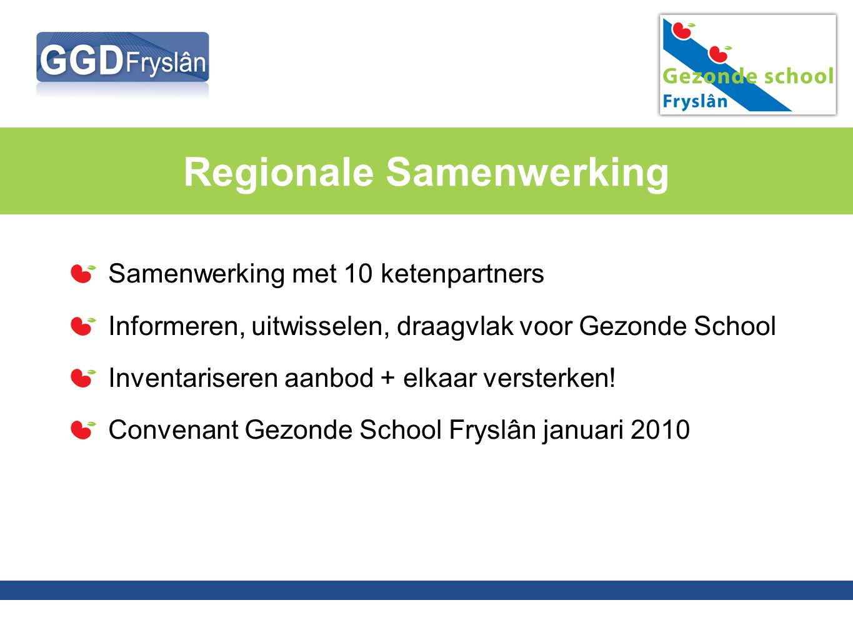 Regionale Samenwerking