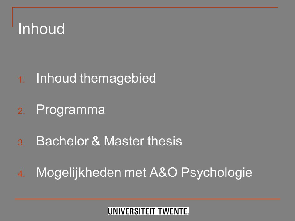 universiteit twente master thesis download