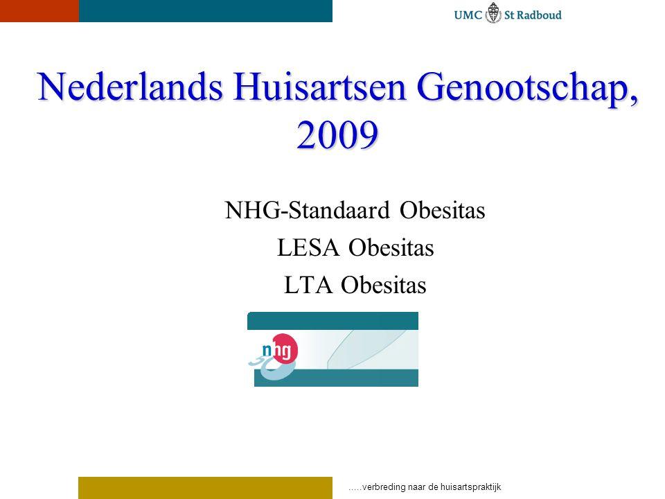 Nederlands Huisartsen Genootschap, 2009