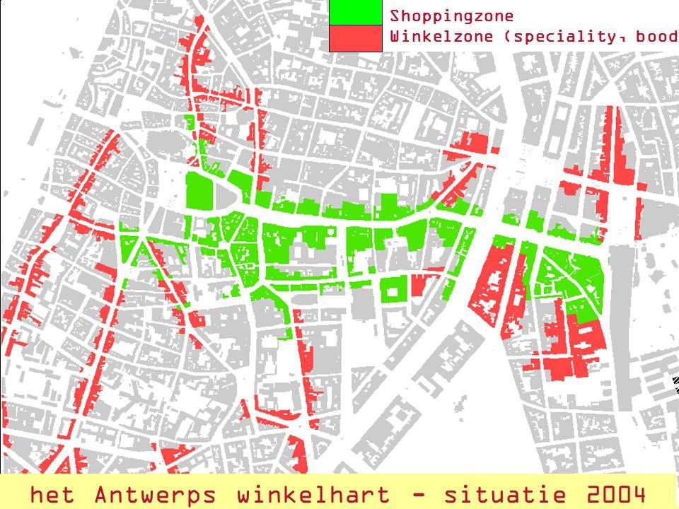 het Antwerps winkelhart