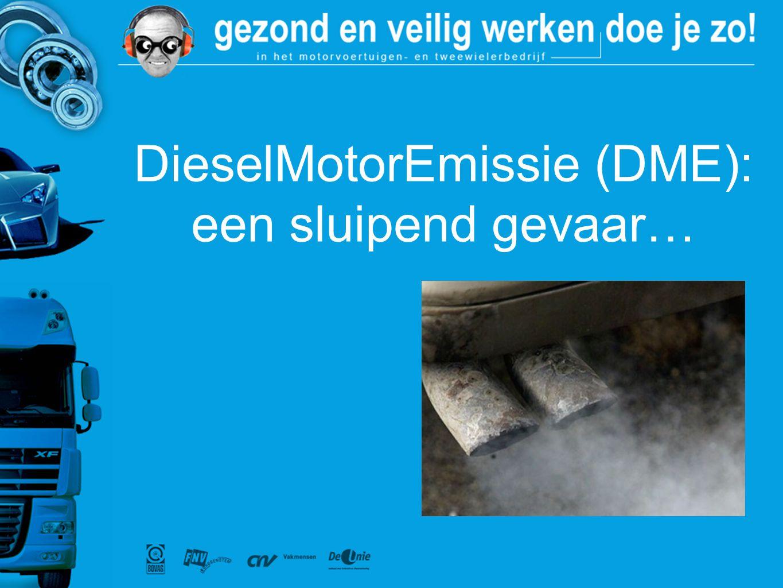 DieselMotorEmissie (DME):