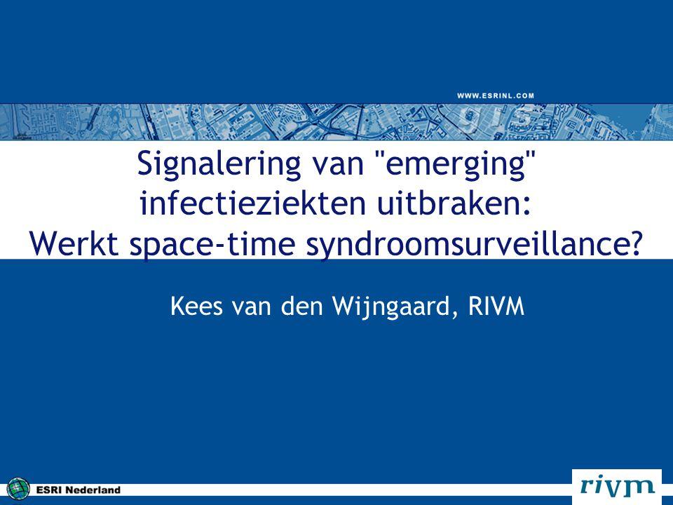 Kees van den Wijngaard, RIVM