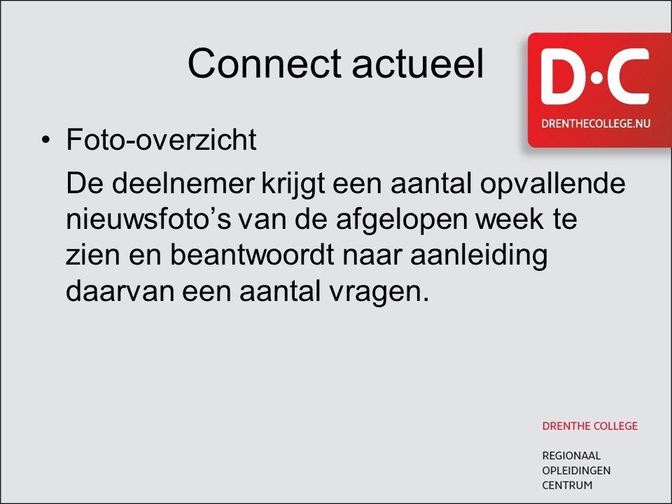 Connect actueel Foto-overzicht