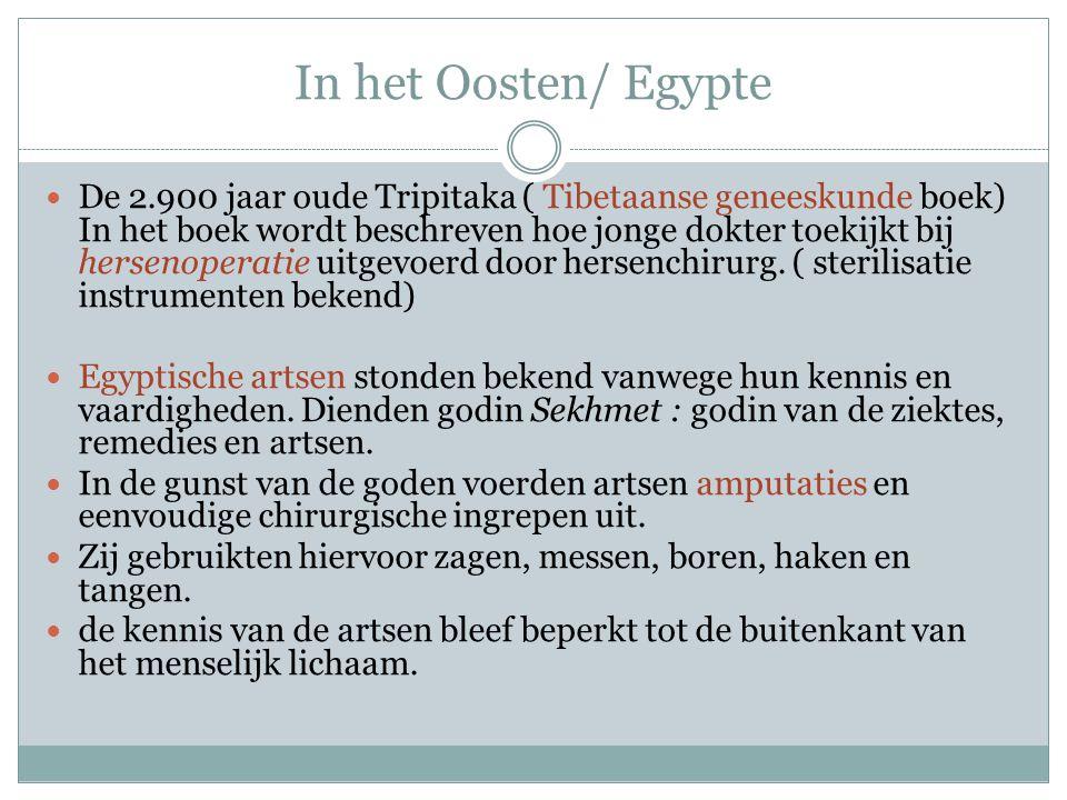 In het Oosten/ Egypte