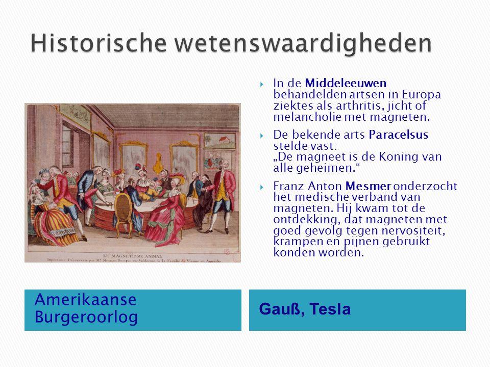 Historische wetenswaardigheden