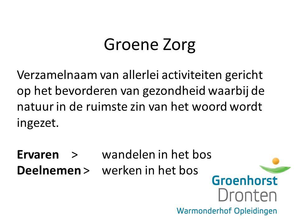 Groene Zorg