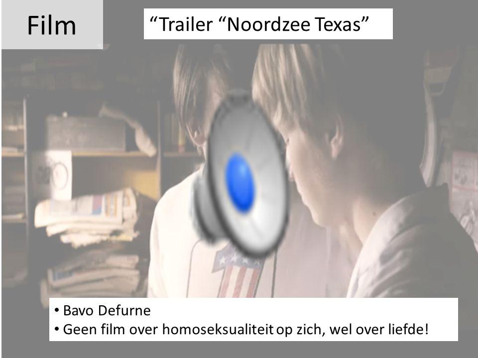 Film Trailer Noordzee Texas Bavo Defurne