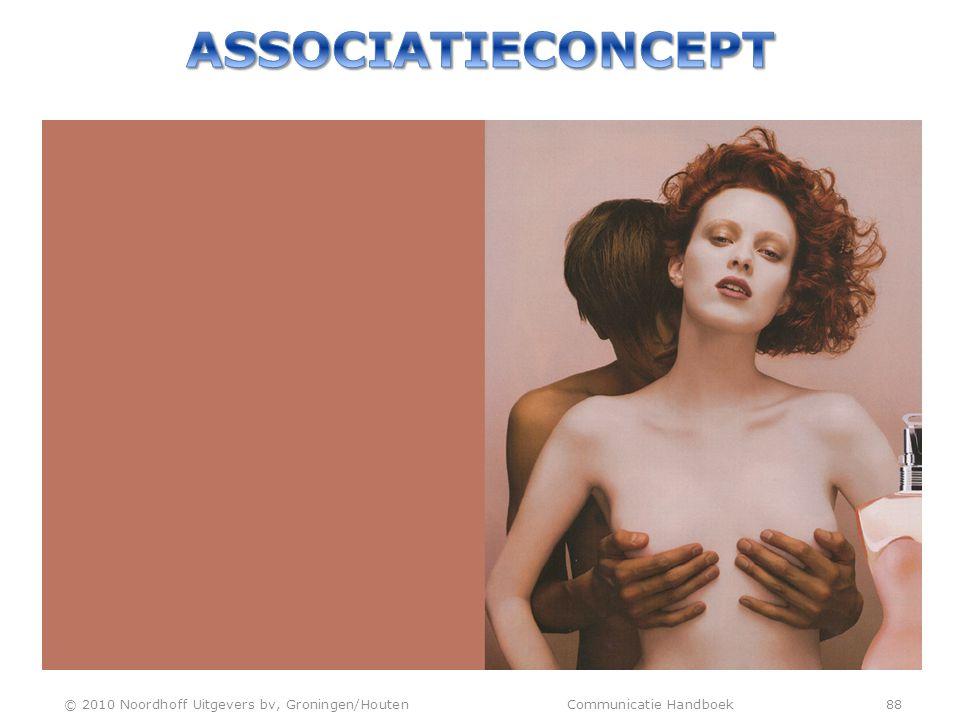 ASSOCIATIECONCEPT © 2010 Noordhoff Uitgevers bv, Groningen/Houten Communicatie Handboek 88