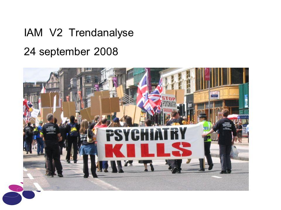 IAM V2 Trendanalyse 24 september 2008