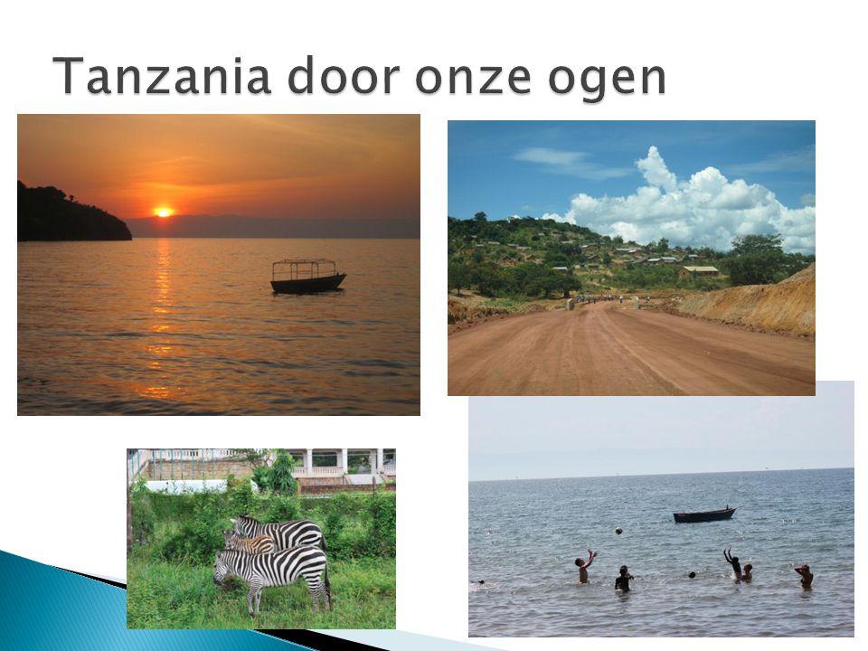 Tanzania door onze ogen