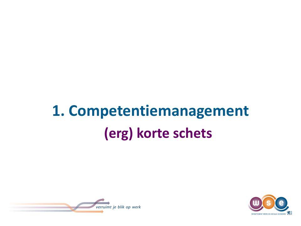 Competenties en wensen voor beter werk