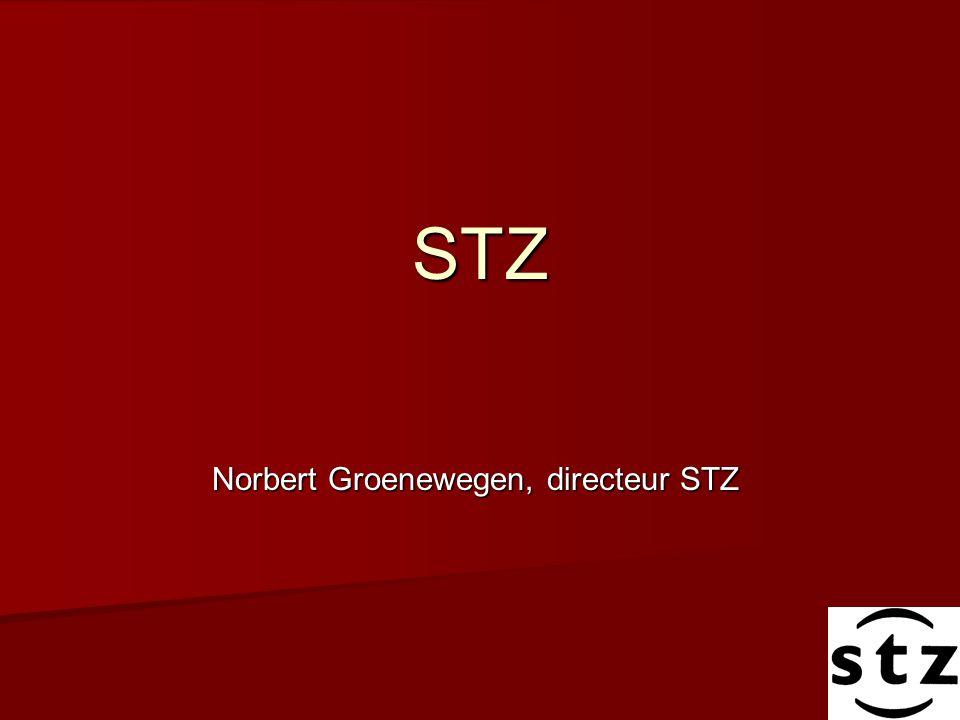Norbert Groenewegen, directeur STZ