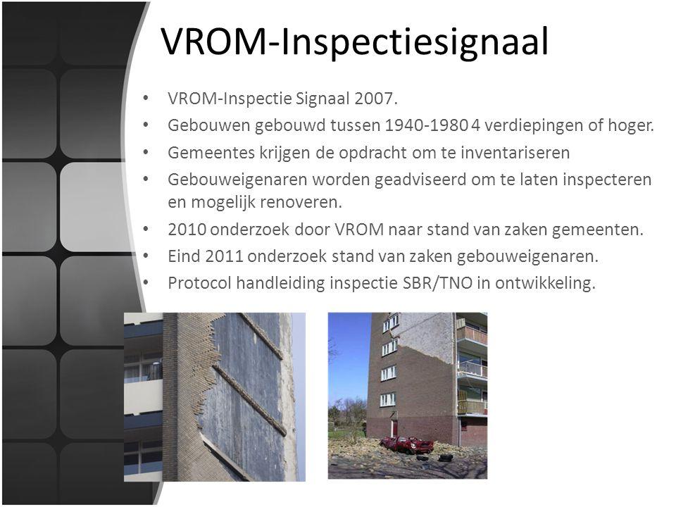 VROM-Inspectiesignaal