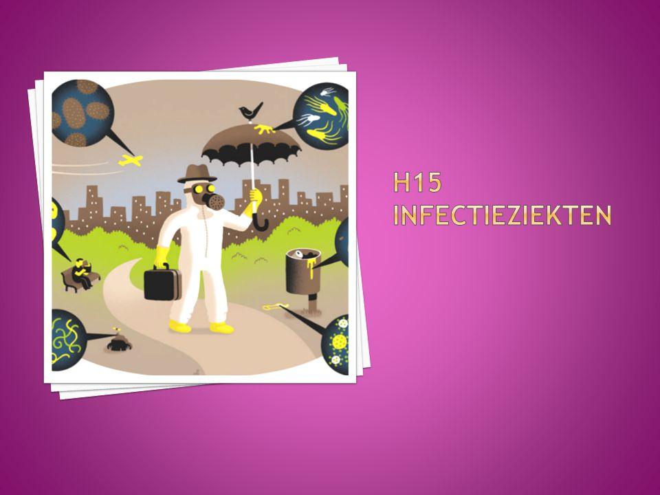 H15 infectieziekten