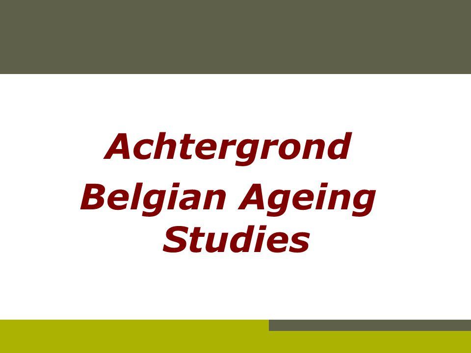 Belgian Ageing Studies