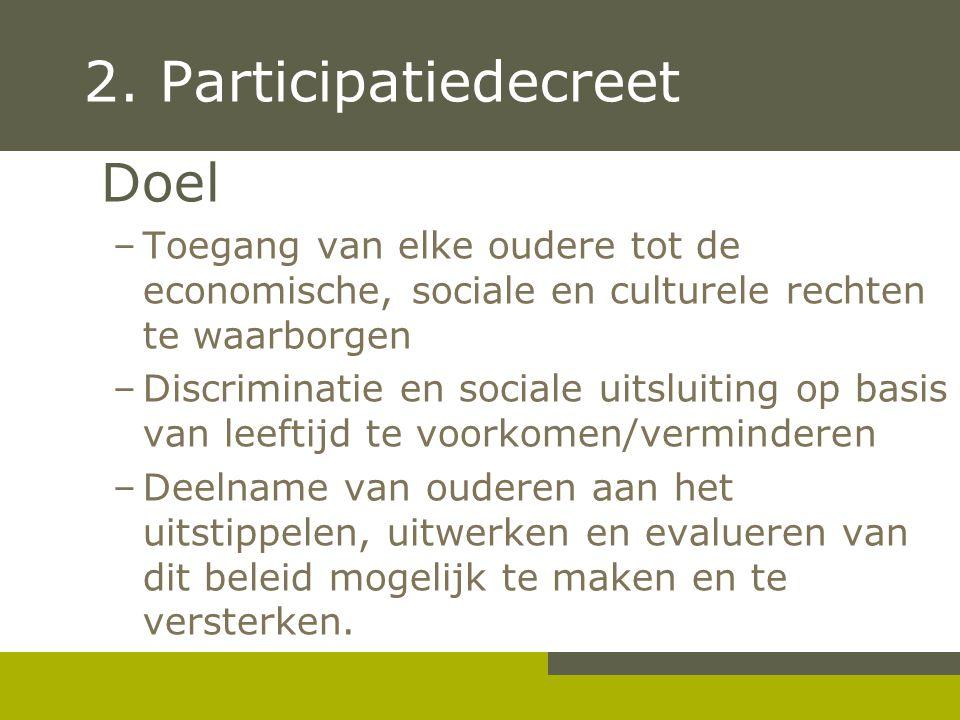 2. Participatiedecreet Doel