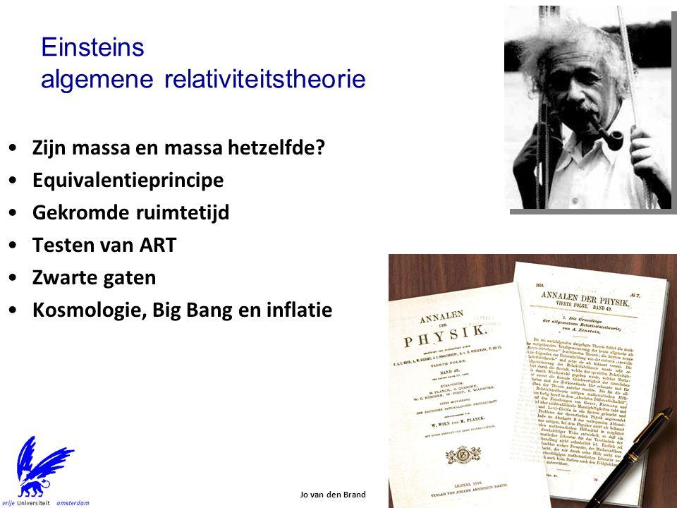 Einsteins algemene relativiteitstheorie