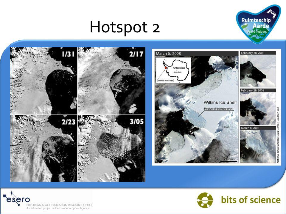 Hotspot 2 Introvraag: Wie weet waar dit is