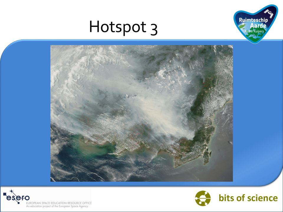 Hotspot 3 Introvraag: Wie weet waar dit is